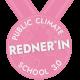 Speaker badge Public Climate School